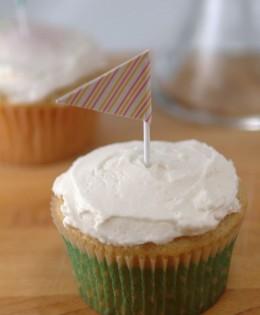 Very Vanilla Vegan Cupcakes