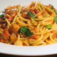 Moroccan Spaghetti