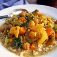 Crock Pot Curry with Coconut Milk