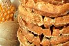Fluffy Coconut Waffles