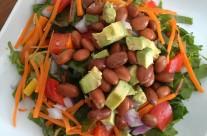 Mixed Greens & Bean Salad by: B. Sanders